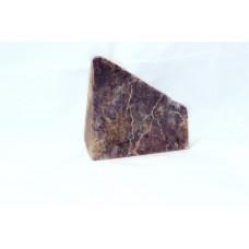 минерал Чароит 4.5(2)х10х10.5(4) см