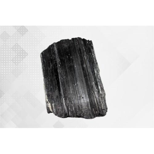 минерал Турмалин черный (Шерл) 8х10х11.5 см