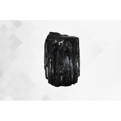 минерал Турмалин черный (Шерл) 6х7х10 см