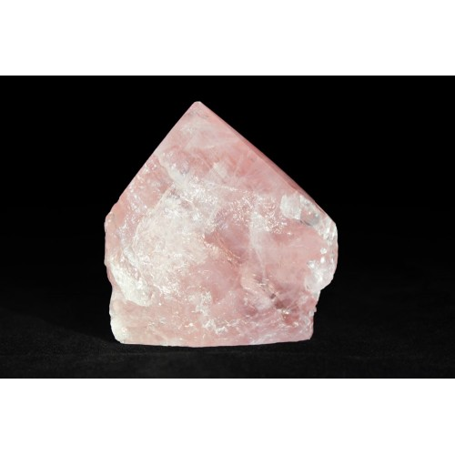 минерал Розовый кварц кристалл 4х6х8 см