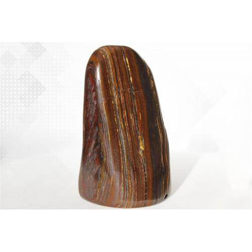 минерал джеспилит 4х5.5х9.5 см
